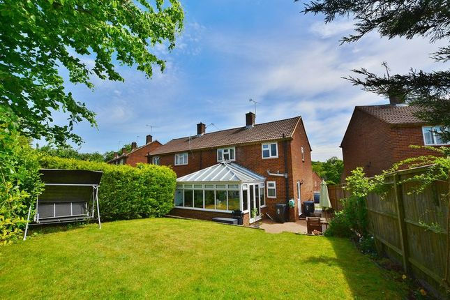 Thumbnail Semi-detached house for sale in Lower Riding, Beaconsfield