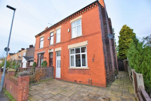 Thumbnail Semi-detached house for sale in Harvey Lane, Golborne, Warrington