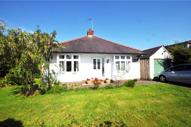 Thumbnail Bungalow for sale in Brown Heath Road, Christleton, Chester