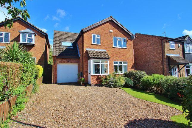 Thumbnail Detached house for sale in Cloud Lea, Mountsorrel, Leicestershire