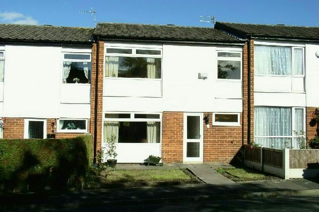 Thumbnail Terraced house to rent in Tarbolton Crescent, Hale, Altrincham