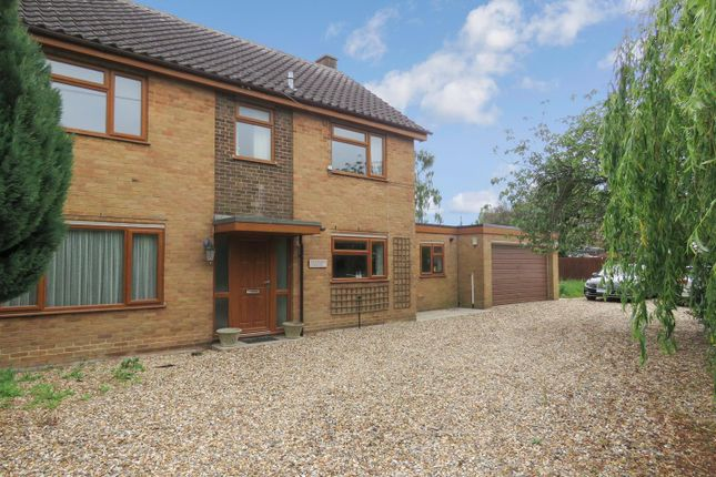 Front (A) of Meadow Way, Earith, Huntingdon, Cambridgeshire PE28