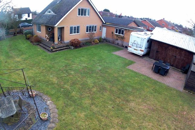 Thumbnail Detached house for sale in Jubilee Road, North Somercotes, Louth