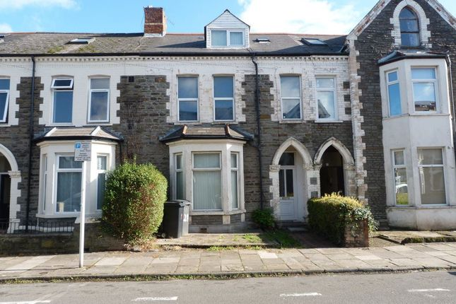 Thumbnail Property to rent in Gordon Road, Roath, ( 7 Beds )
