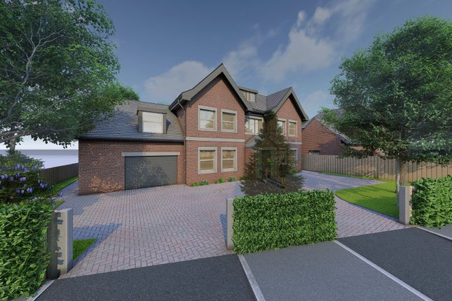 Thumbnail Detached house for sale in Burleigh Road, West Bridgford, Nottingham