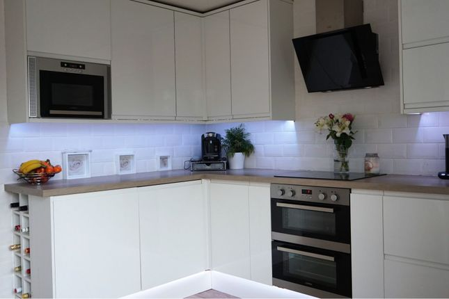 Thumbnail Terraced house for sale in Arundel Close, Macclesfield