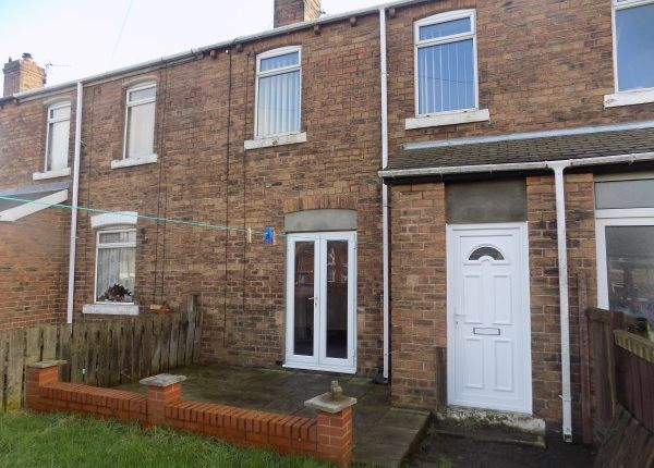 Thumbnail Terraced house to rent in North View, Cambois