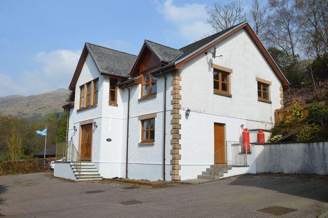 Thumbnail Detached house for sale in Birchwood, Lochgoilhead, Cairndow