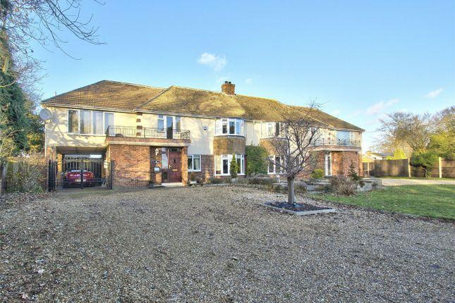 Thumbnail Semi-detached house for sale in Church Lane, Hartford, Huntingdon, Cambridgeshire