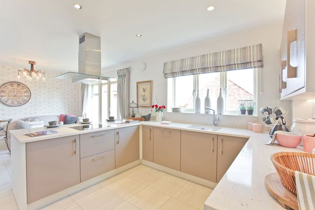 """Thumbnail Detached house for sale in """"The Sandham"""" at Primrose Drive, Thornbury, Bristol"""