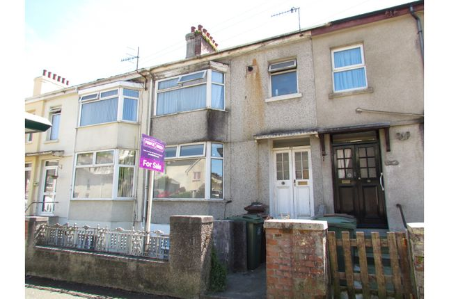 Thumbnail Flat for sale in Old Laira Road, Plymouth