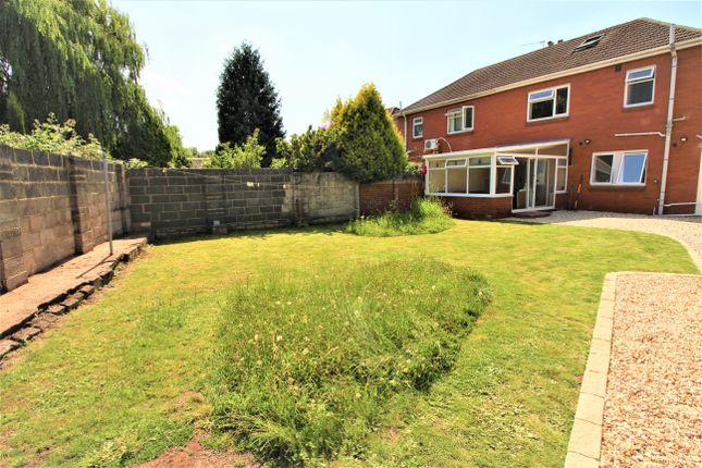Thumbnail Semi-detached house to rent in Brockworth Crescent, Bristol