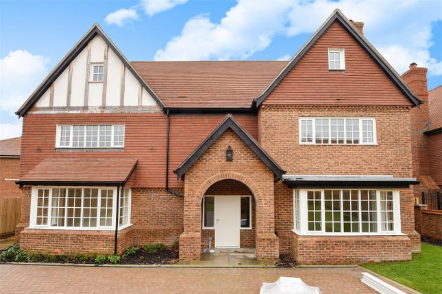 Thumbnail Detached house for sale in Ryebridge Lane, Upper Froyle, Hampshire