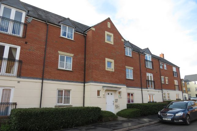 Thumbnail Flat to rent in Blease Close, Staverton, Trowbridge