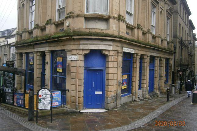 Thumbnail Retail premises to let in 43 Ivegate, Bradford