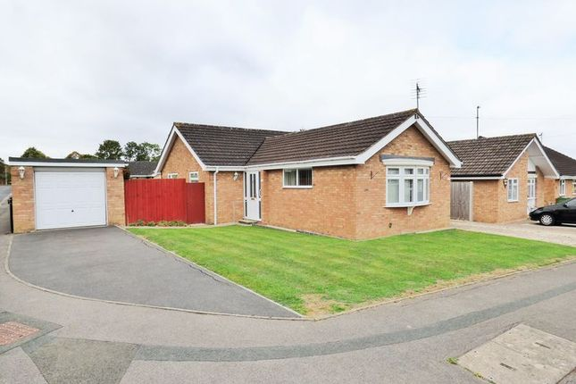 Thumbnail Detached bungalow for sale in The Lawns, Abbeydale, Gloucester