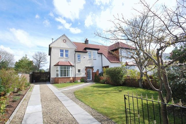 Thumbnail Property for sale in 13 Darley Crescent, Troon