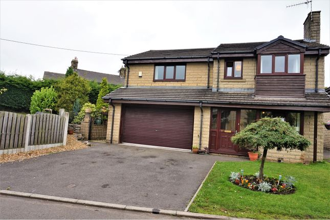 Thumbnail Detached house for sale in Horseshoe Avenue, Buxton