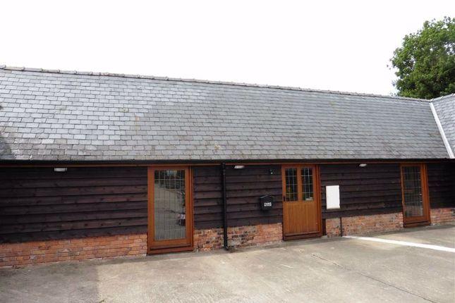 Thumbnail Terraced house to rent in Ysgubor Fachwen, Tregynon, Newtown, Powys
