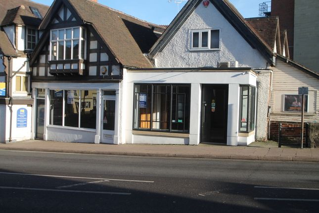 Thumbnail Retail premises to let in Frankwell, Shrewsbury