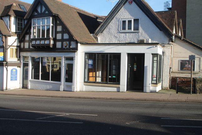 Thumbnail Retail premises to let in Frankwell, Shrewsbury