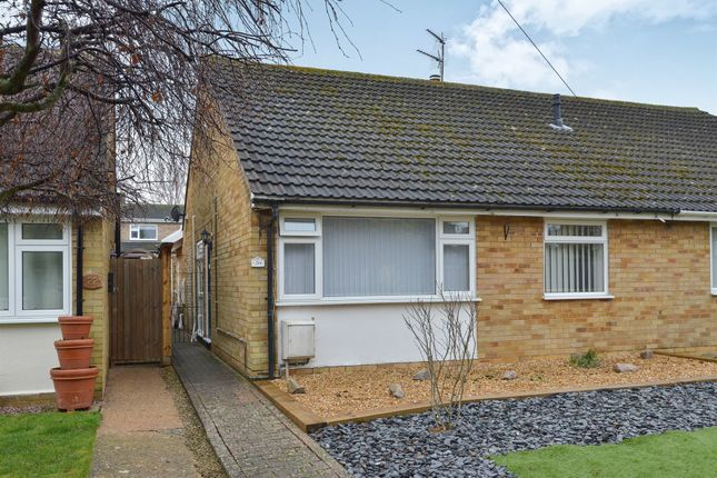 Thumbnail Semi-detached bungalow for sale in North Way, Potterspury, Towcester