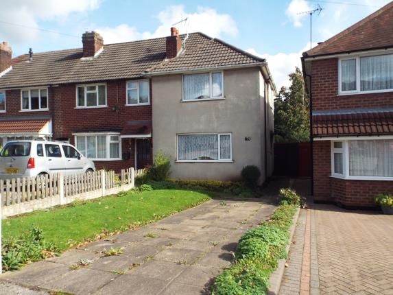 2 bed end terrace house for sale in Chantrey Crescent, Great Barr, Birmingham, West Midlands