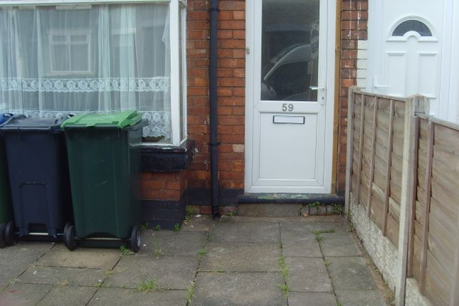 Thumbnail Room to rent in Poplar Rd, Edgbaston