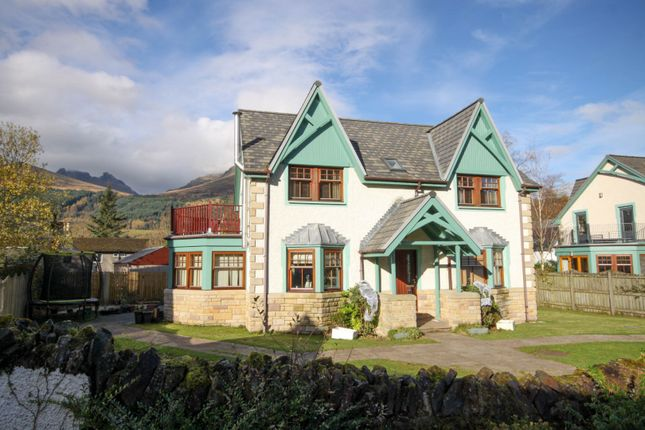 Thumbnail Detached house for sale in The Orchard, Arrochar