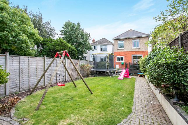 Thumbnail Detached house for sale in King Edward Avenue, Moordown, Bournemouth