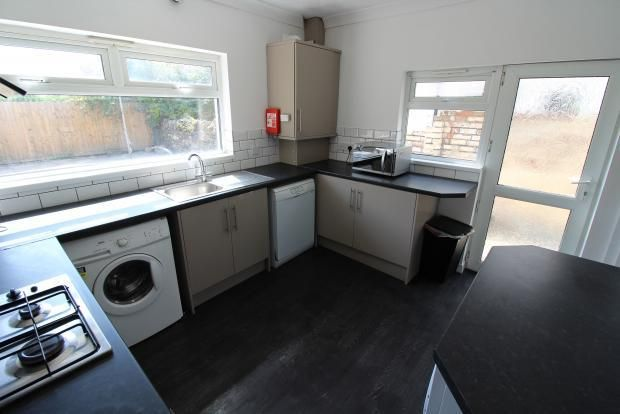 Thumbnail Terraced house to rent in Monthermer Road, Cathays, Cardiff