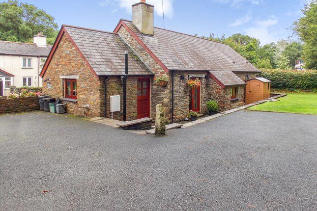 Thumbnail Bungalow to rent in Old Smithy, Combebow, Okehampton