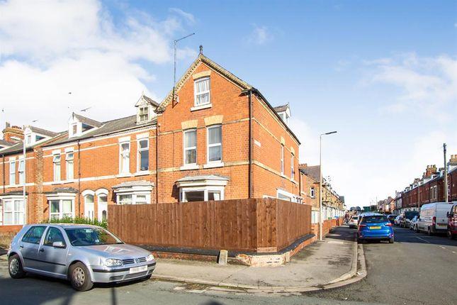 Thumbnail End terrace house for sale in Carlton Street, Bridlington