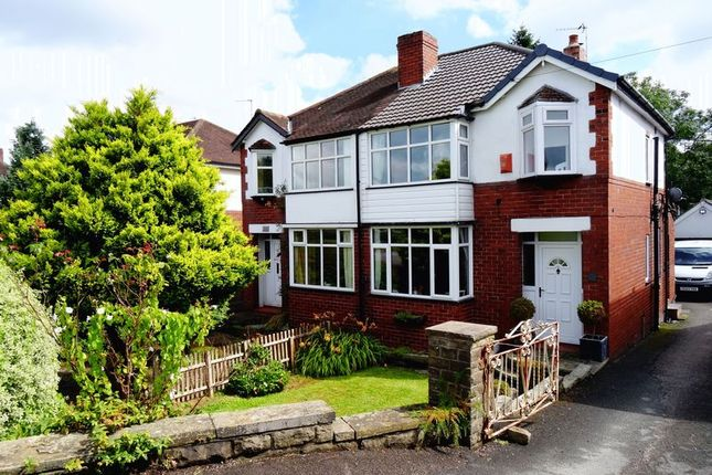 3 bed semi-detached house for sale in London Road, Macclesfield