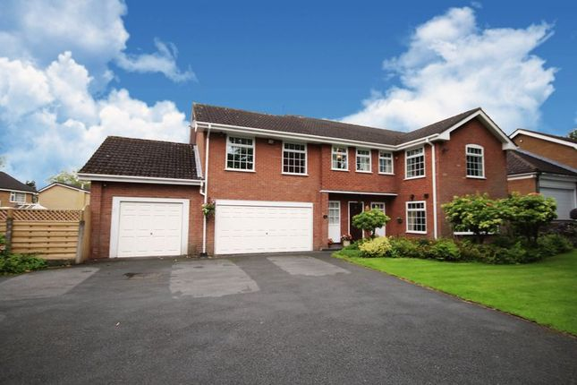 Thumbnail Detached house for sale in Broadhalgh, Bamford, Rochdale