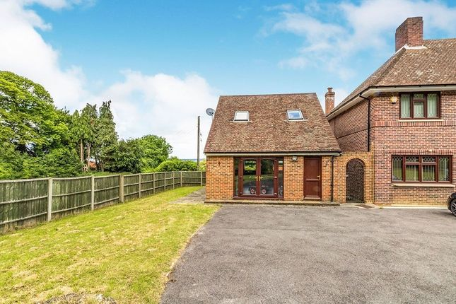 Thumbnail 1 bed flat to rent in The Annexe Church Road, Otham, Maidstone