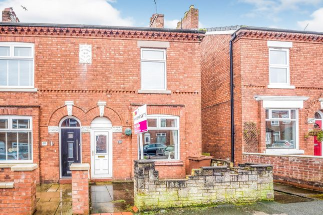 Thumbnail Semi-detached house for sale in Weaver Street, Winsford