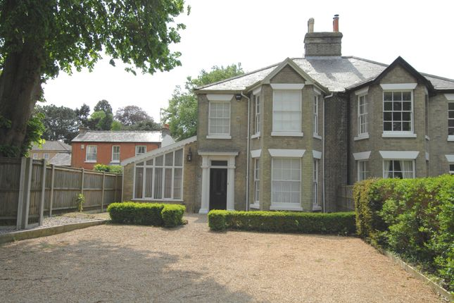 Thumbnail Semi-detached house to rent in Mount Pleasant, Norwich