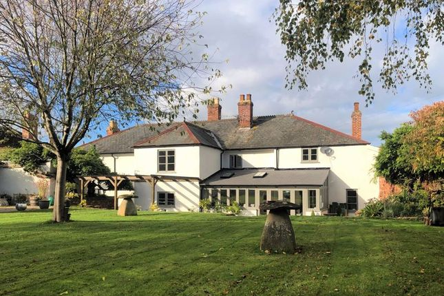 Thumbnail Detached house for sale in Wyndham Close, Long Street, Williton, Taunton