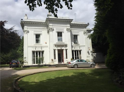 Thumbnail Detached house for sale in Wellington Road, Birmingham