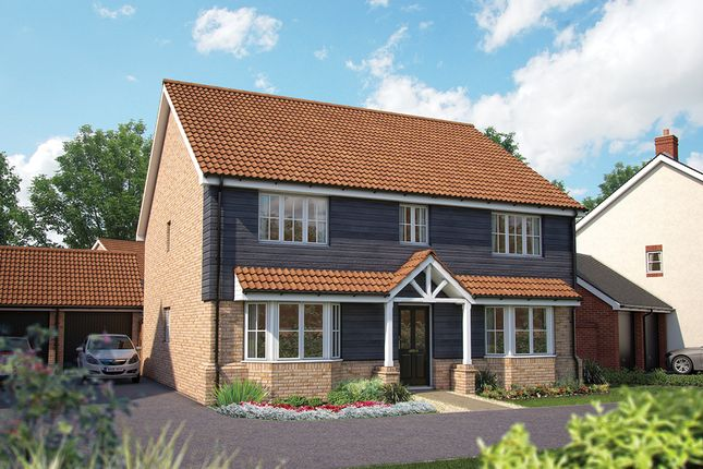 "Thumbnail Detached house for sale in ""The Winchester"" at Hadham Road, Bishop's Stortford"