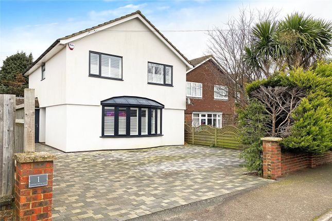 Thumbnail Detached house for sale in Lansdowne Way, Angmering, West Sussex