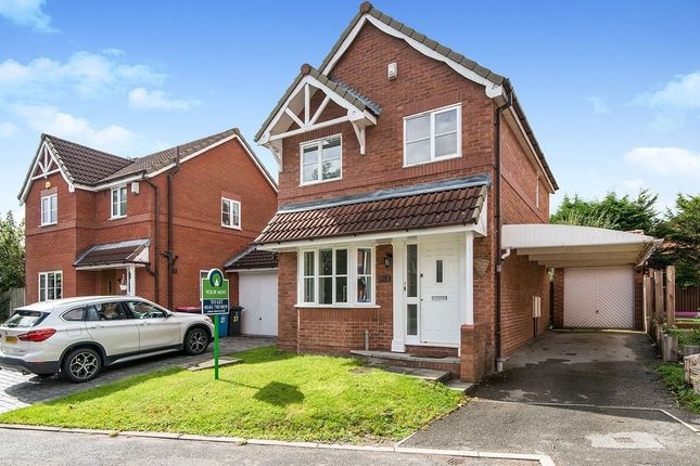 Thumbnail Detached house to rent in Goodshaw Road, Worsley, Manchester