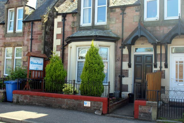 Thumbnail Hotel/guest house for sale in Riverbank Bed And Breakfast, 20 Abban Street, Inverness