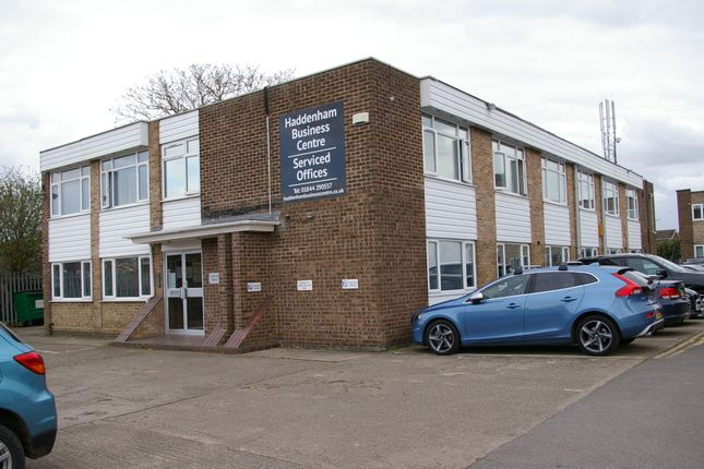 Office to let in Haddenham Business Centre, Thame Road, Haddenham, Bucks