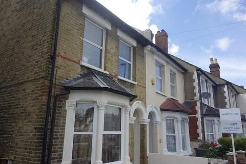 Thumbnail End terrace house to rent in Frant Road, Thornton Heath