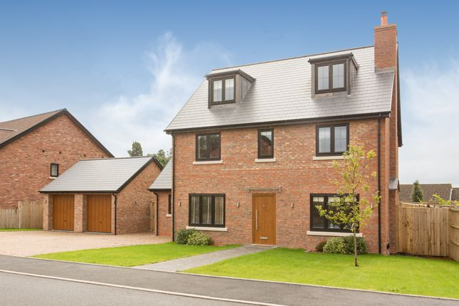 Thumbnail Detached house for sale in The Mynd, Norton In Hales, Market Drayton, Shropshire