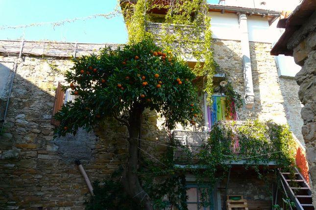 The House of Sant'antonio, Ventimiglia, Imperia, Liguria, Italy
