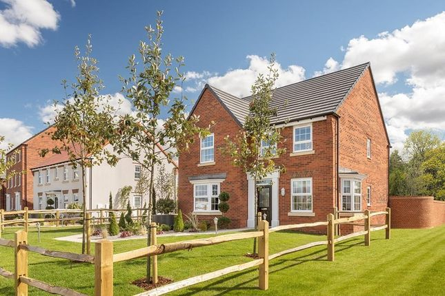 "Detached house for sale in ""Holden"" at Trowbridge Road, Westbury"