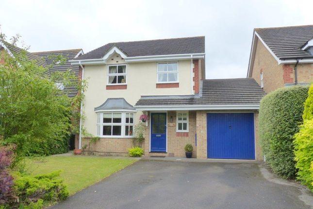 Thumbnail Detached house for sale in Chatsworth Green, Hatch Warren, Basingstoke